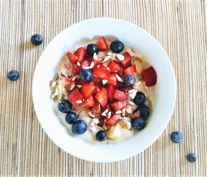 Desayuno saludable: Crema Budwig