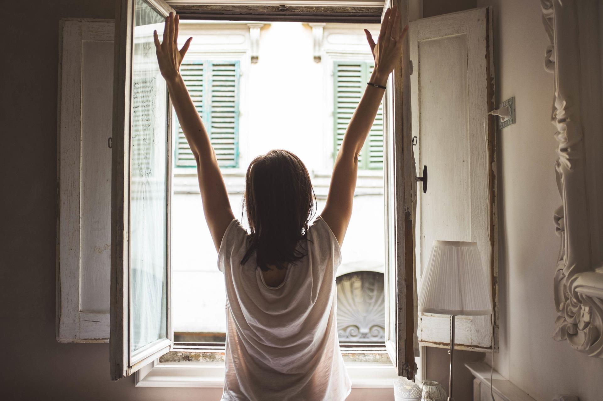 Vitalité : 5 clés pour être plein d'énergie au réveil !